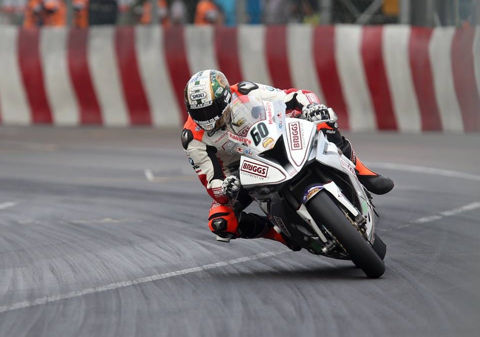Bitubo: 1º lugar no GP Macau 2015