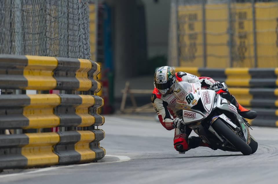 Bitubo Winner GP Macau 2015