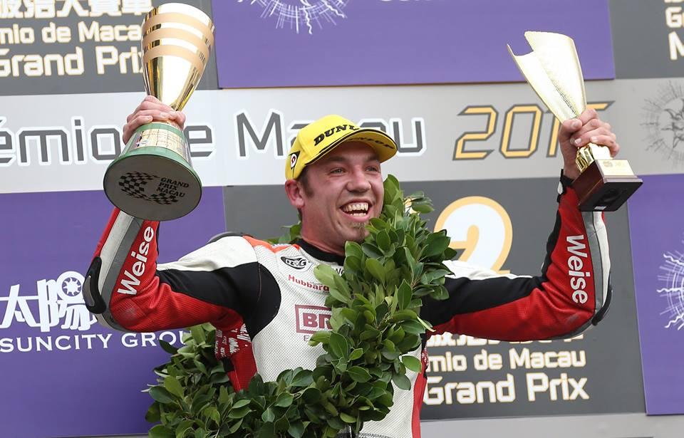 Vencedor Peter Hickman