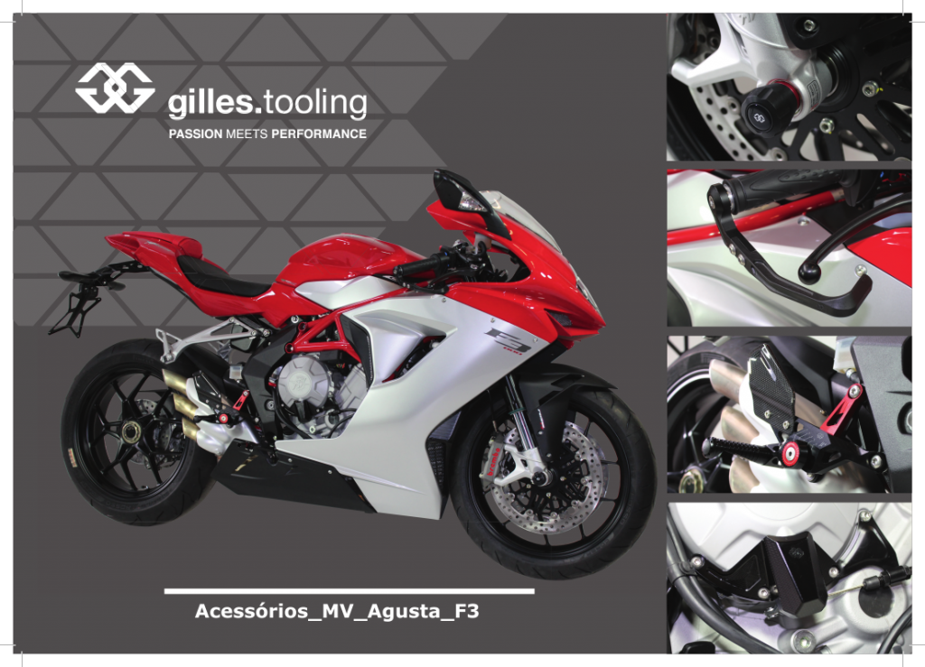 Gilles Tooling MV Agusta F3