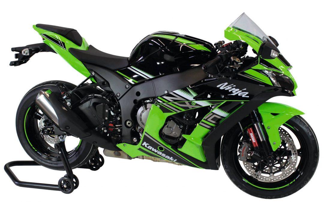 Acessórios Gilles Tooling: Kawasaki ZX-10R 2016